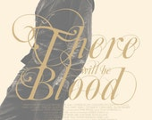 There Will Be Blood Film Poster