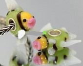 Lampwork/Glass handmade bead