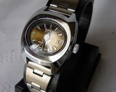 Brand New Delta Impex Watch from the 1970's in Original Case Working Great