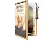 Secret Hollow Book Safe - Treasure Island by Robert Louis Stevenson