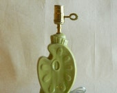 Chartreuse Palette Lamp