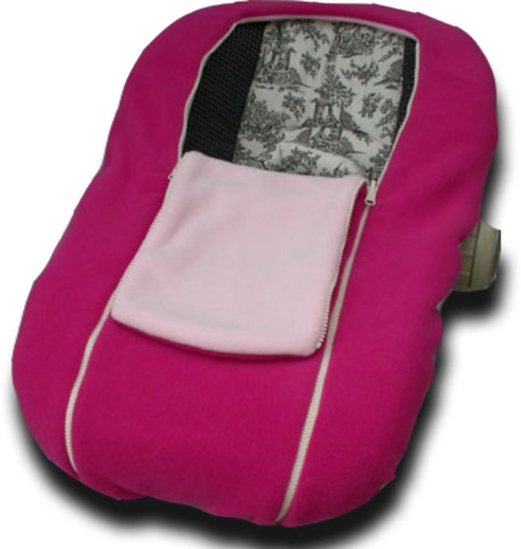 Nuzzler Car Seat Cover