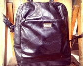 BRAT   ///   Leather Back Pack