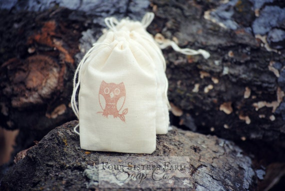 woodland baby shower soap favors baby shower favors owl baby shower
