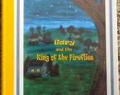 """Personalized / Photo Storybook ---""""The King of the Fireflies"""""""