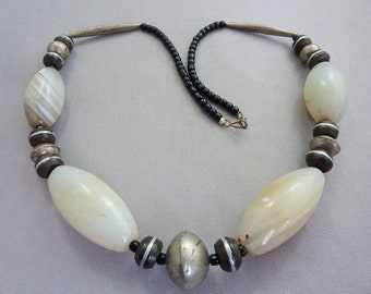 Ancient African Agate Necklace