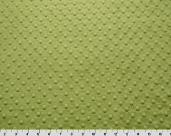 Kiwi Dimple Minky From Shannon Fabrics