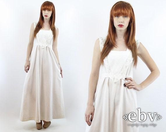 Hippy mariage robe boho mariage robe robe longue blanche for Robe maxi blanche mariage