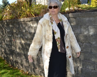 Vintage seal fur coat – Etsy