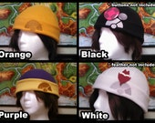 Pokemon Knit Cap - Kalos Trainer Customization Hat for Cosplay