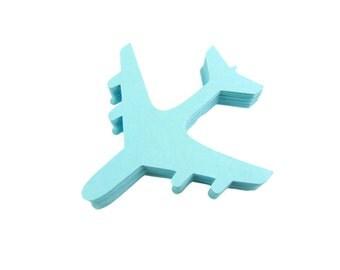 """2"""" Airplane Die Cuts set of 25"""