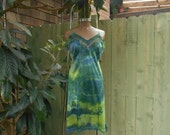 Eco/ Upcycled/ Vintage/ Sexy/ Fairy/ Surfer Girl/ Boudoir/ Hippie/ Boho/ French Boudoir/ Tie Dye Slip Dress