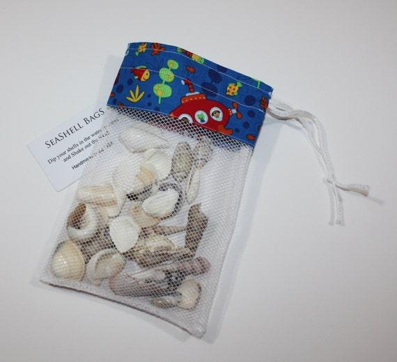 redhead mesh shell bag
