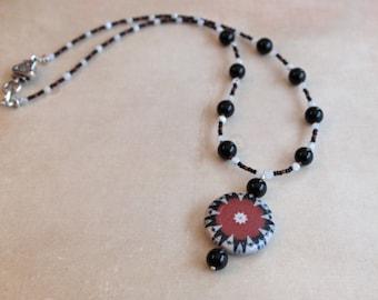 Necklace - Marvelous Mandala