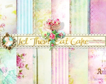 Let Them Eat Cake Paper Set