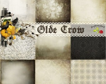 Olde Crow Paper Set