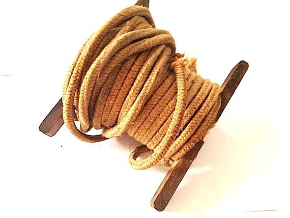 Antique Hemp Rope Industrial Home Decor 100 By TheNewtonLabel