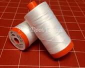 Aurifil Cotton Mako Thread - Color 2024 - 40wt -1000m Spool - MK40 2024