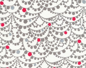 Revelry - Gala - Cloud 9 Organic Cotton VOILE - 1/2 Yard, Additional Available