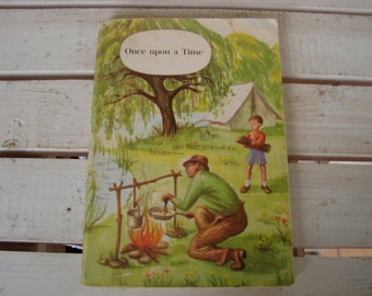 once upon a time, nisbet, 1st.ed.1951 Illustrated by Florence and Margaret Hoopes, Christopher Sanders