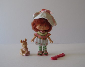 Café Ole with Pet Donkey Burrito  – 1983 Kenner