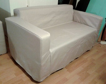 Slipcover For Solsta Sofa Bed From Ikea Strong Cotton