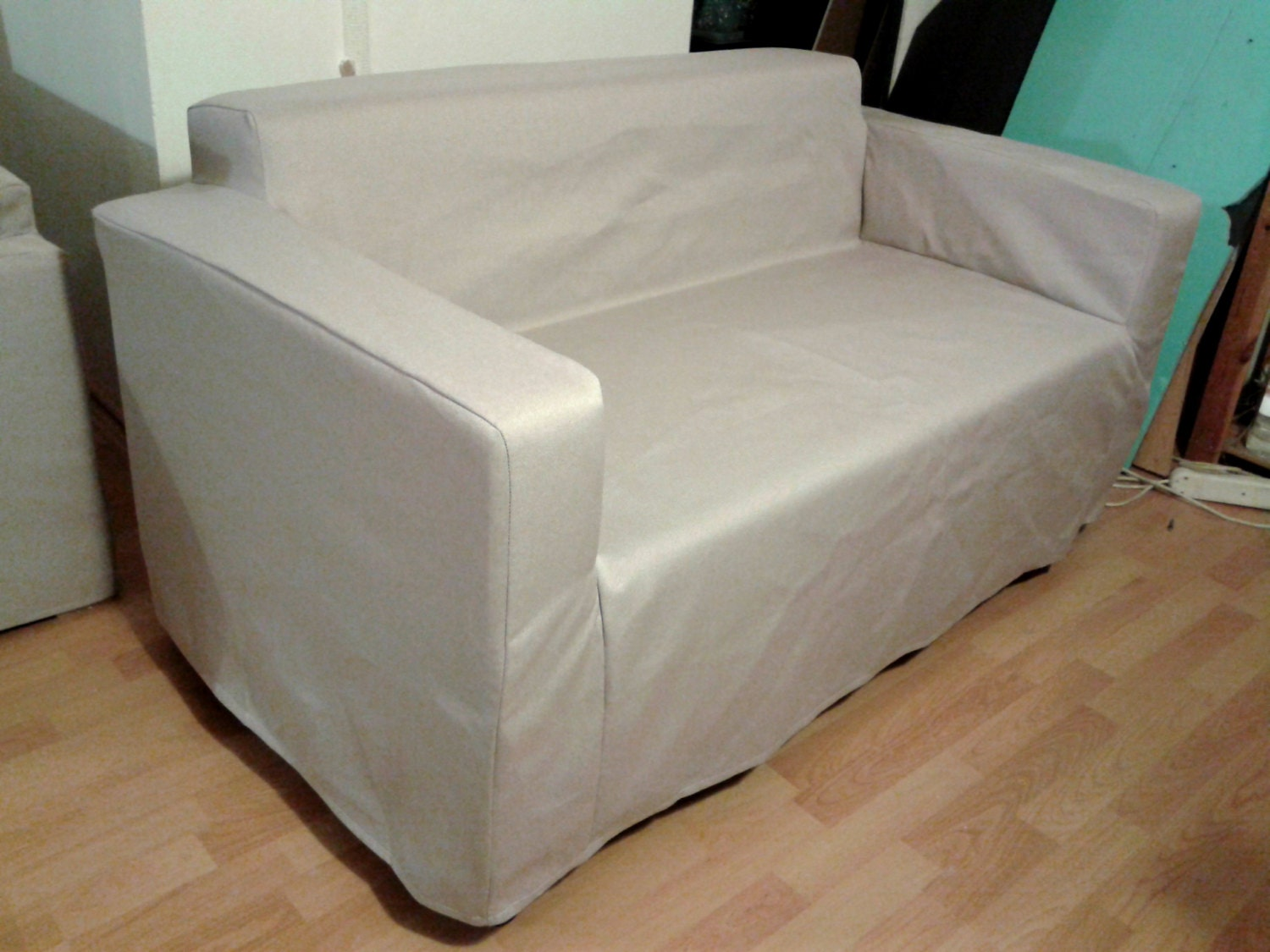Sale slipcover for klobo sofa from ikea nice strong for Nice sofas for sale