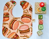 Hamburger Bib