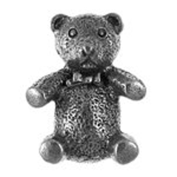 Teddy Bear Lapel Pin - CC104