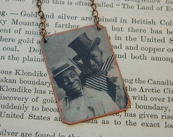 Musical Theater jewelry Williams and Walker Black History jewelry