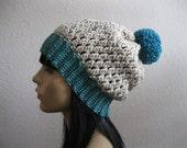 Crochet Beanie - Slouchy Beanie - Beanie Hat - Crochet Slouchy Beanie - Winter Hats - Beanies - Crochet Beanie Hat - Slouchy Beanie Hat