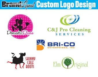 Logo Design, Custom Logo Design, Logos, Professional Logo, Business Logo  - Unlimited Revisions