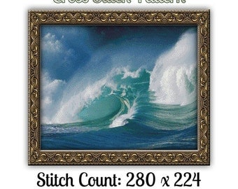 Nature's Finest Cross Stitch Pattern No. 45 - Instant Download pdf