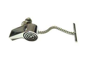 Working Whistle Tie Tack