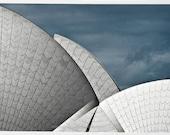 Photography Print, Fine Art, Photograph, Sydney Opera House, 8x12