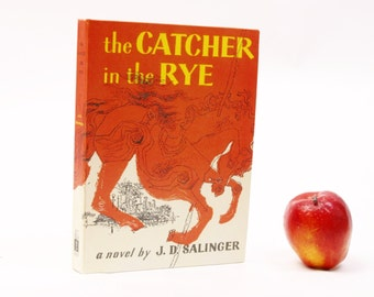 Catcher in the Rye Book Tablet Cover Case-  (iPad / iPad Air / Kindle Fire 8.9 / Nexus 10 / Samsung 10.1 / Hardcover / Book)