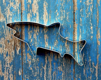Shark Cookie Cutter - Shark party, under the sea, baby showers, birthday party, favors, favor kits