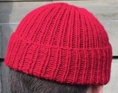 Sailor's Watch Cap in Red