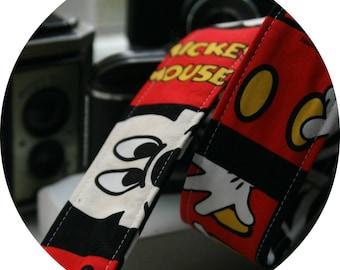 LIMITED - Cartoon Mouse Strap DSLR SLR