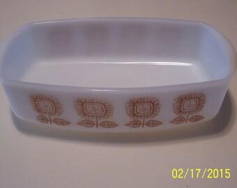 Federal 1 1/4 quart Casserole Dish