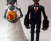 Custom Wedding Cake Topper Reserved for ysabellehazel