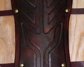 Leather Armor Twilight Princess Link Bracer IN STOCK