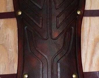 Leather Armor Twilight Princess Link Bracer