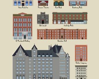 Edmonton Heritage Buildings (1894-1929)