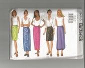 Butterick Pattern 6945 size 20 22 24 Skirt