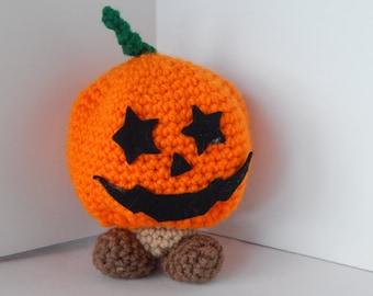 Jack-O-Goomba PDF Crochet Pattern