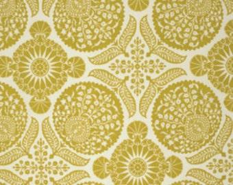 Joel Dewberry Fabric - 1 Fat Quarter FLORA, Bazaar in Lichen