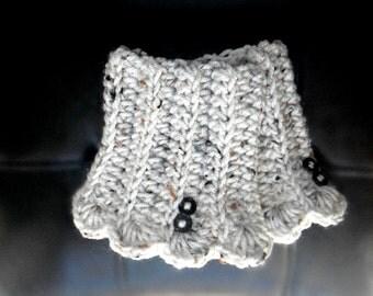 Crochet  Boot Cuffs Leg Warmer Boot Socks Boot Topper Boot Sock Cuff
