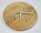 "10"" Wood Clock - Ash..."