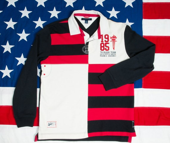 TOMMY HILFIGER 1985 Rugby Shirt